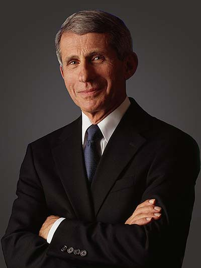 Anthony S. Fauci, director del NIAID